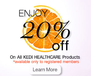 Kedi Healthcare Products Delivery